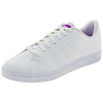 Tenis-Feminino-VS-Advantage-Clean-Branco-Adidas---BB9616-01