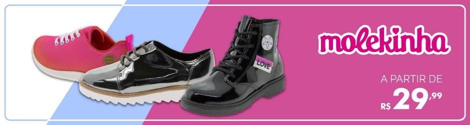04c6bfc60fc Compre Calçados Infantis com desconto