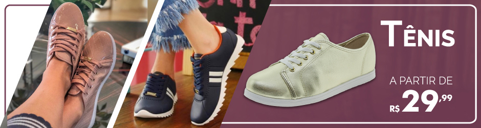 cb22dabb00 Calçados Femininos - Sandálias