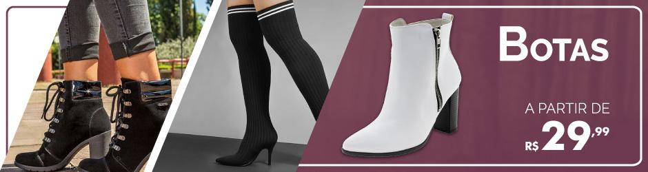 2c0111bbb7 Calçados Femininos - Sandálias