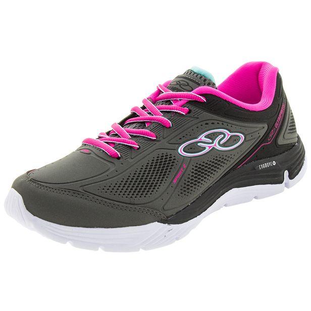 Tenis-Feminino-Spirit-2-Chumbo-Pink-Olympikus---218-01