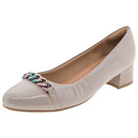 Sapato-Feminino-Salto-Baixo-Cinza-Piccadilly---141071-01