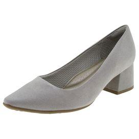Sapato-Feminino-Salto-Baixo-Cinza-Piccadilly---744054-01