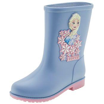 Bota-Infantil-Feminina-Frozen-Fashion-Azul-Grendene-Kids---21753-01