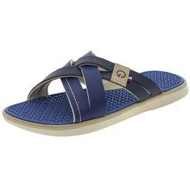 Chinelo-Masculino-Slide-Valencia-II-Bege-Azul-Cartago---11122-01