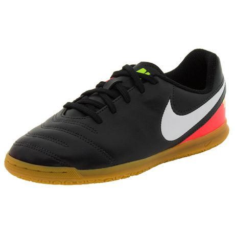 Chuteira-infantil-Masculina-Jr-Tiempox-Rio-Preta-Nike---819196-01