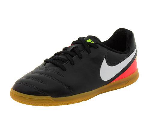Chuteira infantil Masculina Jr Tiempox Rio Preta Nike - 819196 ... 36cbb3020a5ef