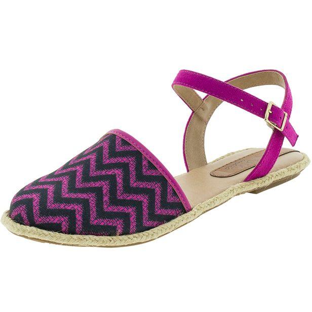 Sandalia-Feminina-Rasteira-Espadrille-Multi-Pink-Beira-Rio---4789101-01