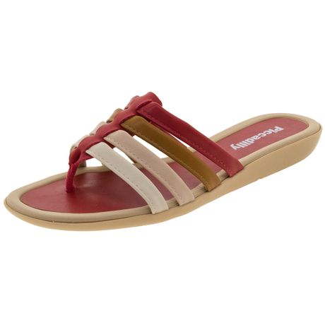 Sandalia-Feminina-Rasteira-Vermelha-Piccadilly---401192-01