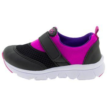 Tenis-Infantil-Feminino-Pink-Preto-Via-Vip---VV1054-02