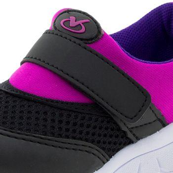 Tenis-Infantil-Feminino-Pink-Preto-Via-Vip---VV1054-05