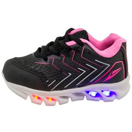 Tenis-Infantil-Feminino-Com-Luz-Preto-Pink-SNEEK-S---L04B-02