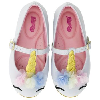 Sapatilha-Infantil-Feminina-Branca-Lily-Kids---18095-05