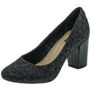 Sapato-Feminino-Salto-Medio-Preto-Glitter-Barbara-Kras---661566072-01