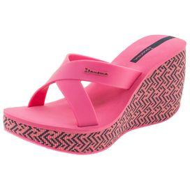 Tamanco-Feminino-Anabela-Lipstic-Multi-Pink-Grendha---81984-01