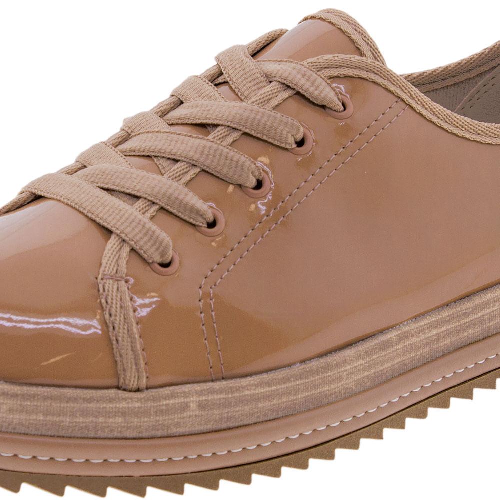a60e2348d Sapato Feminino Nude Beira Rio - 4196203 - cloviscalcados