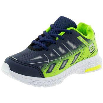 Tenis-Infantil-Masculino-Marinho-Limao-SNEEK'S---N2020-01