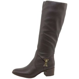 4dc1add81 ... Bota-Feminina-Cano-Alto-Marrom-Bottero---266120- · OUTLET. 34  35 ...
