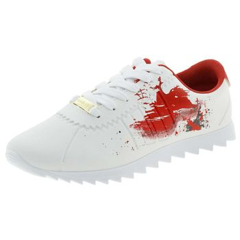 Tenis-Feminino-Casual-Branco-Vermelho-Moleca---5632113-01