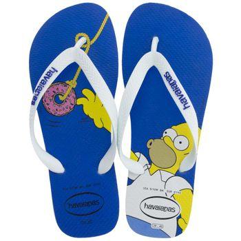 Chinelo-Masculino-Simpsons-Branco-Azul-Havaianas---4137889-04