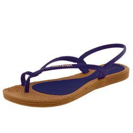 Sandalia-Feminina-Rasteira-Azul-Terra---Agua---260100-01