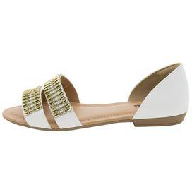 Sandalia-Feminina-Rasteira-Branca-Dakota---Z1471-02