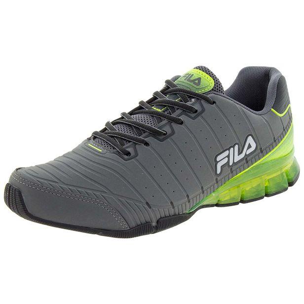 Tenis-Masculino-Sequential-Grafite-Fila---51J520X-01