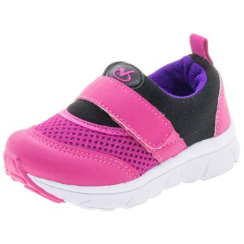 Tenis-Infantil-Feminino-Pink-Via-Vip---VV1054-01
