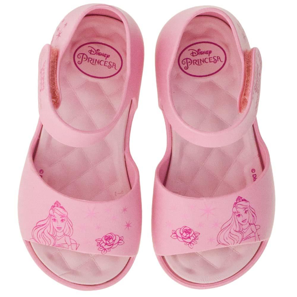 48f628507c2 Sandália Infantil Baby Princess Rosa Grendene Kids- 21842 - cloviscalcados