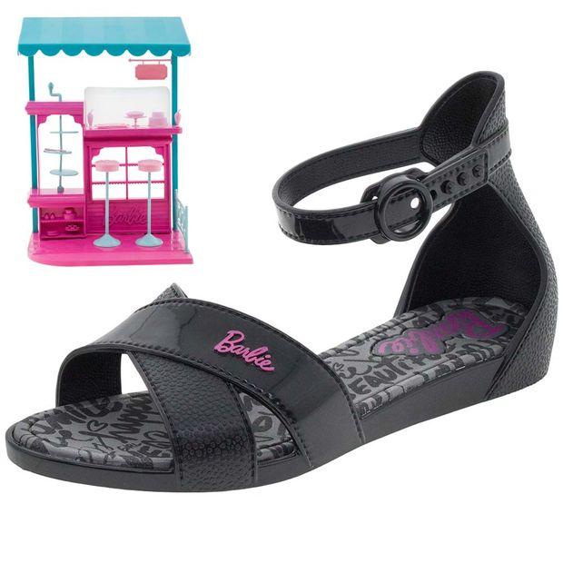 Sandalia-Infantil-Feminina-Barbie-Confeitaria-Preta-Grendene-Kids-21921-3291921_001-01