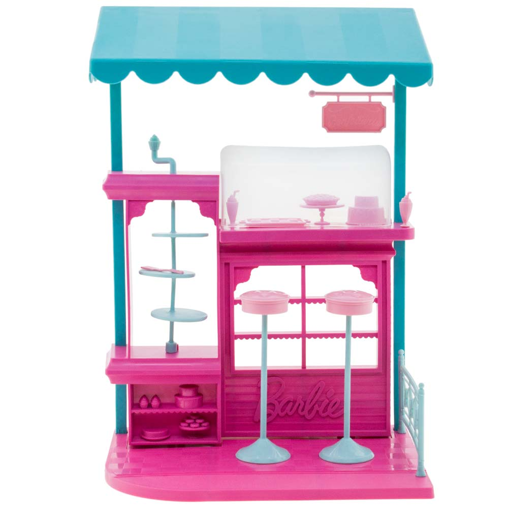 c0709fcba4b Sandália Infantil Feminina Barbie Confeitaria Rosa Grendene Kids - 21921 -  cloviscalcados
