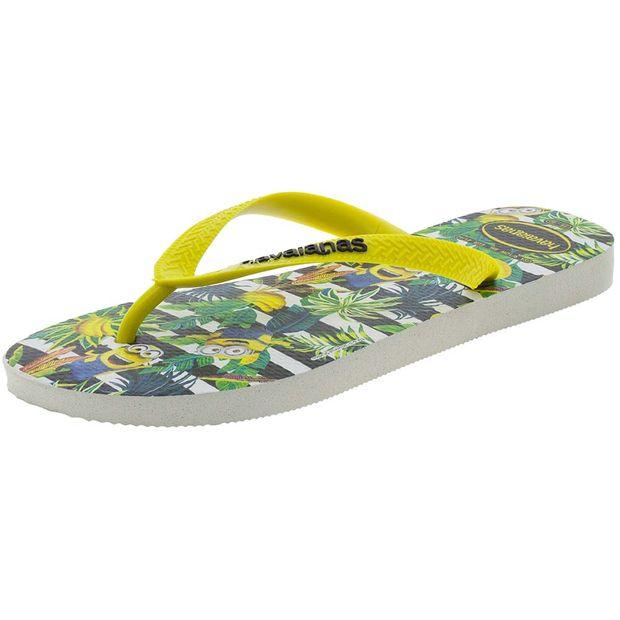 Chinelo-Masculino-Minions-Branco-Amarelo-Havaianas---4133167-01