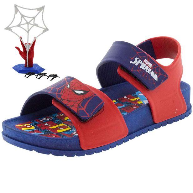 Papete-Infantil-Masculina-Homem-Aranha-Azul-Grendene-Kids-21852-3291852_030-01