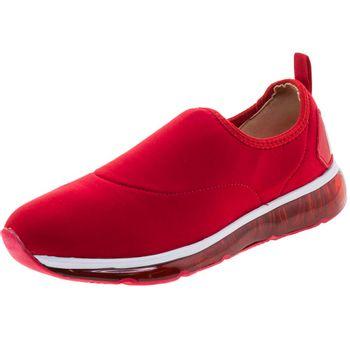 6e0eea3756 Tênis Feminino Active Vermelho Beira Rio - 4215100 - cloviscalcados