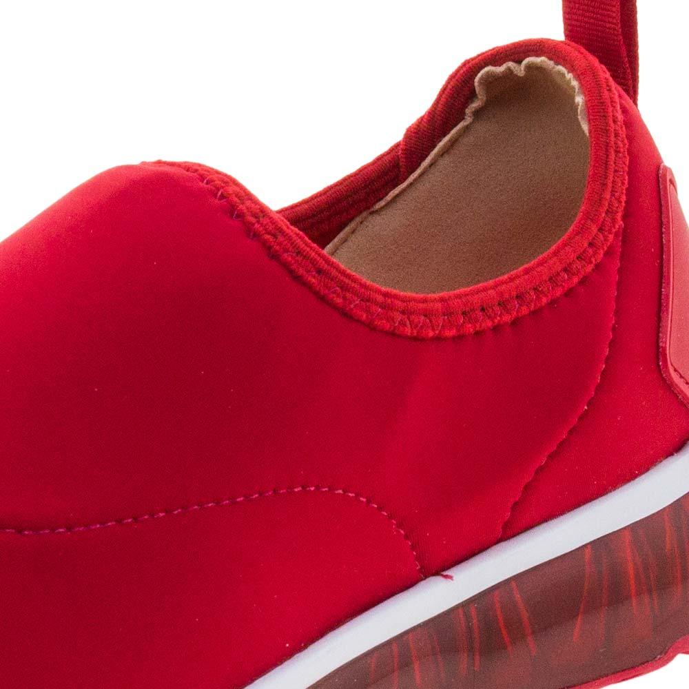 fabd1be91 Tênis Feminino Active Vermelho Beira Rio - 4215100 - cloviscalcados