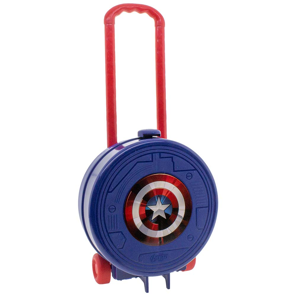 782b977c7 Sandália Infantil Masculina Avengers Azul Grendene Kids - 21902 -  cloviscalcados