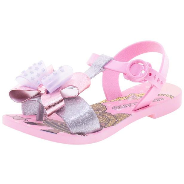 b57e3da0f Sandália Infantil Feminina Lol Surprise Rosa Grendene Kids - 21802 -  cloviscalcados