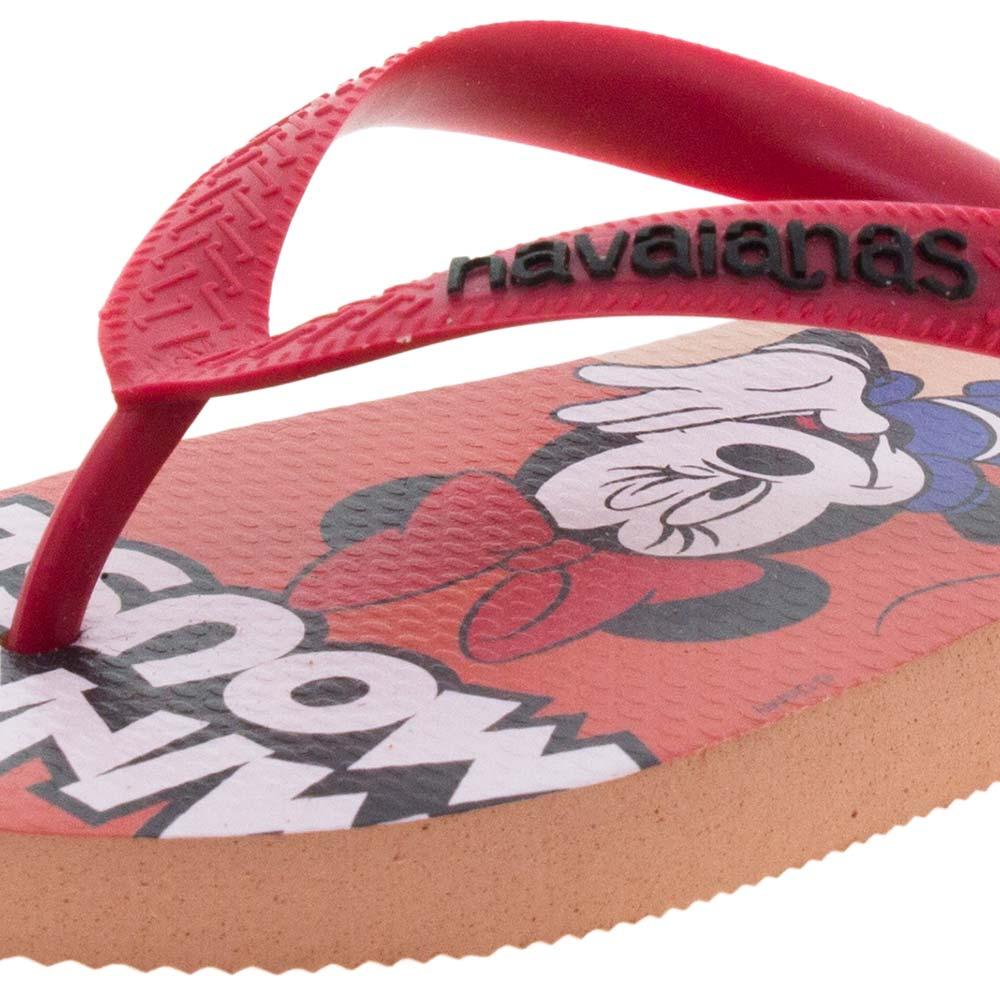44e4d9acc75d0b Chinelo Feminino Disney Stylish Rose Havaianas - 4123500 - cloviscalcados