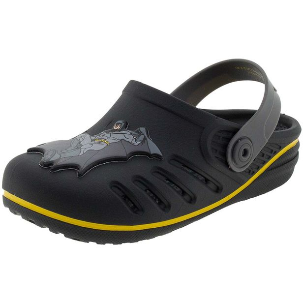 Clog-Infantil-Masculino-Liga-da-Justica-Preto-Grendene-Kids-21789-3291789-01