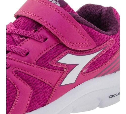 92c5516c68e Tênis Infantil Feminino Park Pink Diadora - 126102 - cloviscalcados