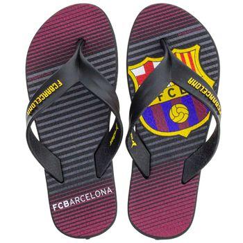 Chinelo-Infantil-Masculino-FC-Barcelona-Preto-Rider---11442-04