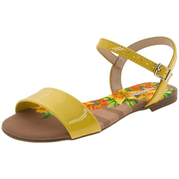 Sandalia-Infantil-Feminina-Amarela-Molekinha-2308102-0443081-01