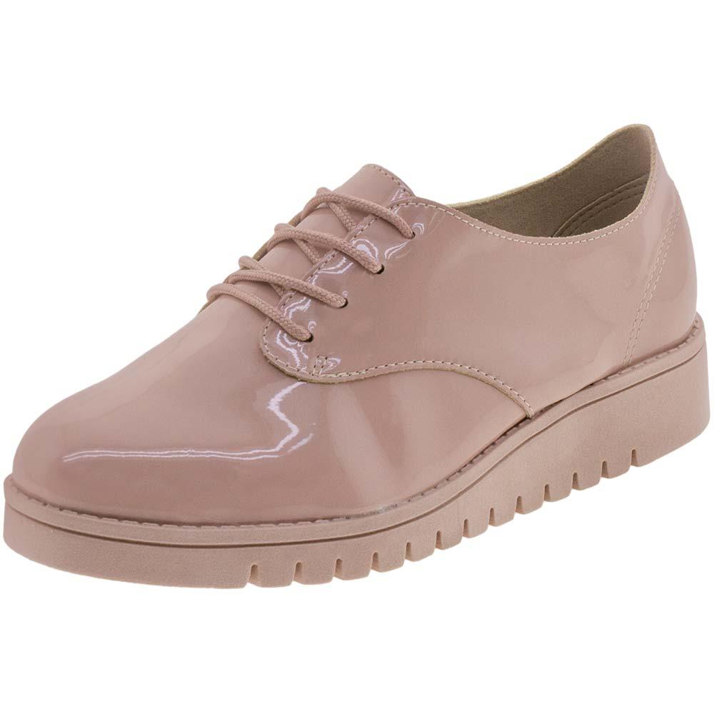 6b16f13c12 Sapato Feminino Oxford Rose Beira Rio - 4174319 - cloviscalcados