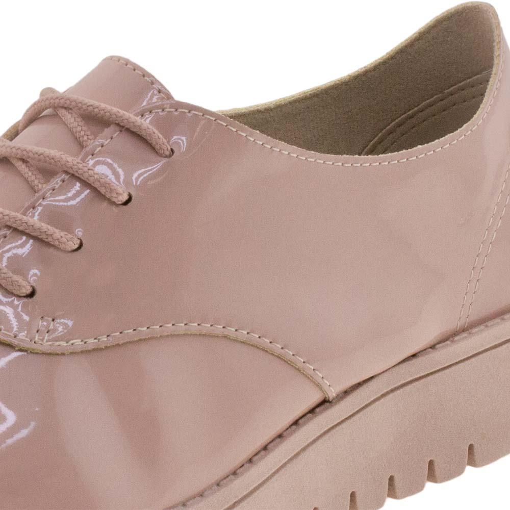 861eb53e2 Sapato Feminino Oxford Rose Beira Rio - 4174319 - cloviscalcados