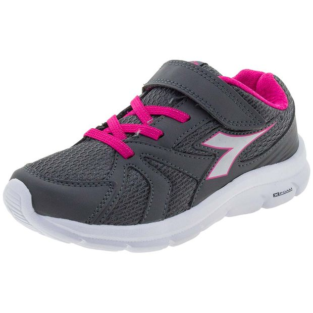 Tenis-Infantil-Feminino-Grafite-Pink-Diadora-126102-4570301_089-01