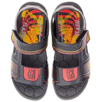 Papete-Infantil-Masculina-Power-Icon-Preta-Grendene-Kids-21855-3291855-04