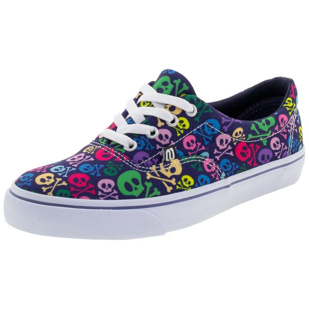 Tenis-Feminino-Casual-Multicolor-Whoop---147504-01