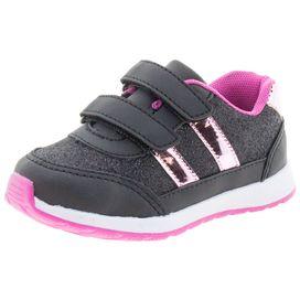 Tenis-Infantil-Feminino-Preto-Pink-Slink---J3001-01