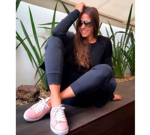 e8144cdd6 Tênis Feminino Casual Rosa Vizzano - 1214259 - cloviscalcados