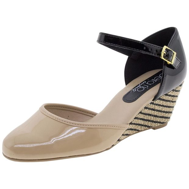 Sapato-Feminino-Anabela-Bege-Preto-Beira-Rio---4791204-01